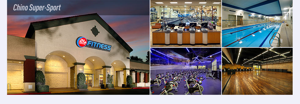 24 Hour Fitness Corporate Office Location