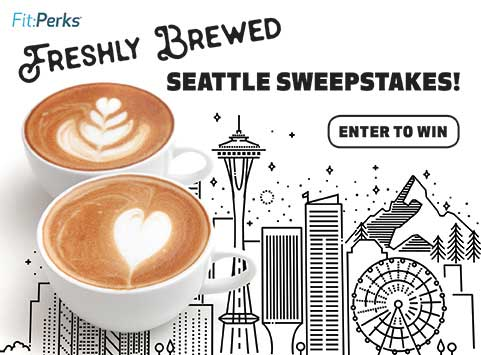 FitPerks Seattle Sweepstakes