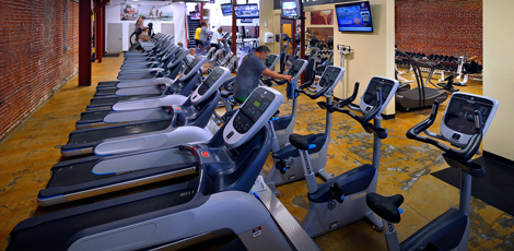 3rd Street Promenade Hours >> The Promenade Supersport Gym In Santa Monica Ca 24 Hour Fitness