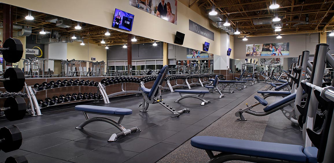 Mission Hills Supersport Gym In Mission Hills Ca 24