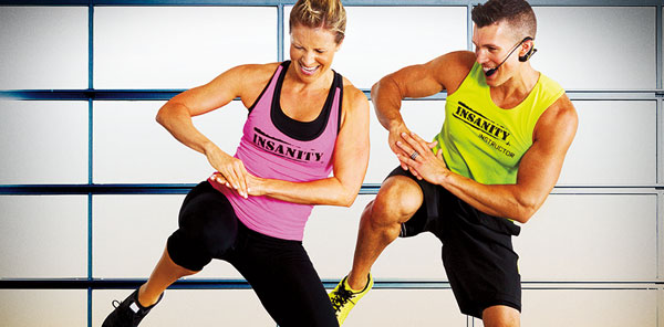 Insanity® Live image
